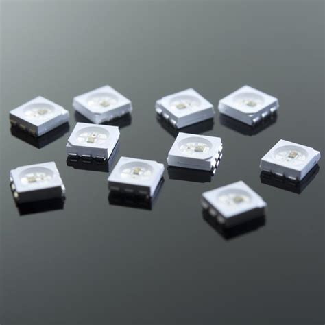 ws rgb led  pack neopixel compatible acrobotic