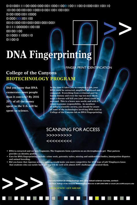 Fingerprint Background Check World Dna Fingerprint Test On Wisegeek