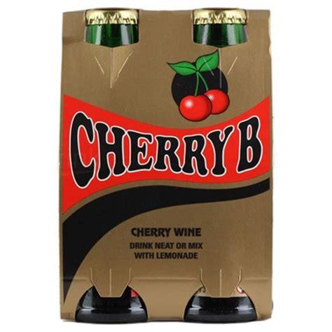 Cherry B Wine 4 cherry b wine 4x 113ml buy cheap price uk