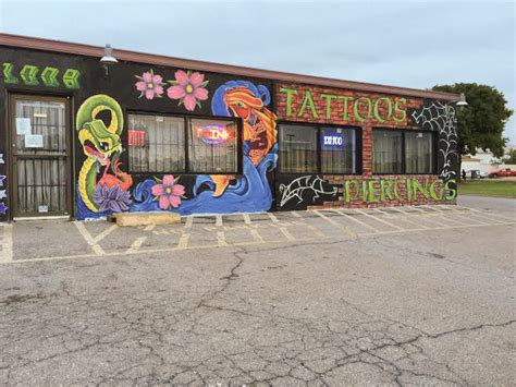 tattoo shops lawton ok impact ink lawton s best studio