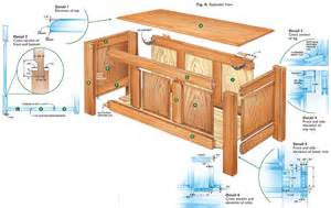 woodworking blanket chest patterns plans pdf download free