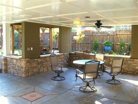 covered patio designs covered patio ideas casual cottage