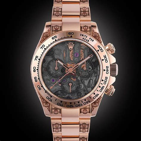 Rolex Skeleton Gold 17 best images about watches on skeleton
