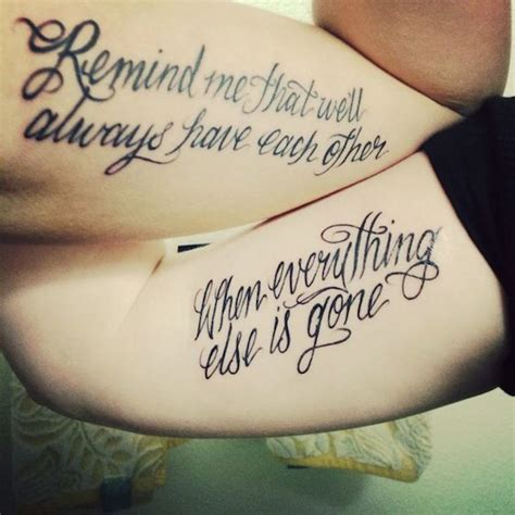 friendship tattoo quotes tumblr best friend quotes tattoos tumblr image quotes at