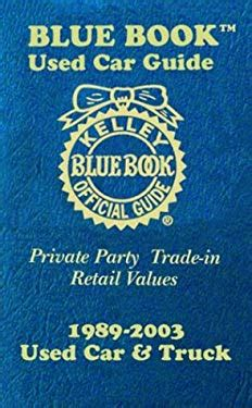 kelley blue book used cars value trade 2004 suzuki swift interior lighting kelley blue book used car guide by kelley blue book reviews description more isbn