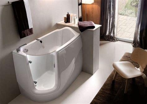 vasca con porta vasca con porta per anziani o per disabili fornitura e posa