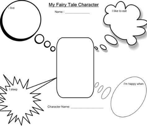 write your own tale template smart exchange usa create your own tale character
