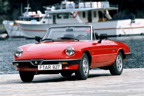 classic alfa romeo spider cars for sale classic and