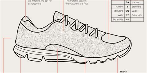 running shoe anatomy everything you wanted to about running shoes in