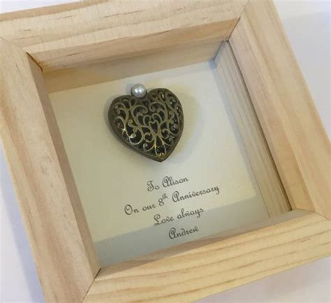 8th anniversary traditional 25 best ideas about bronze anniversary gifts on
