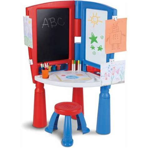 2in1 Artist Easel Terbaru 2 in 1 desk and easel home furniture design