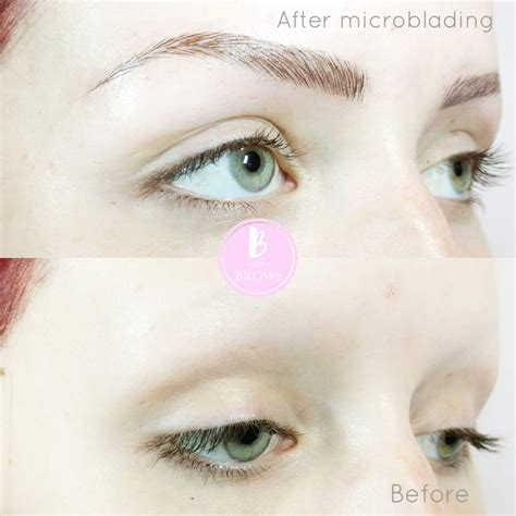 microblading vancouver by b for brows