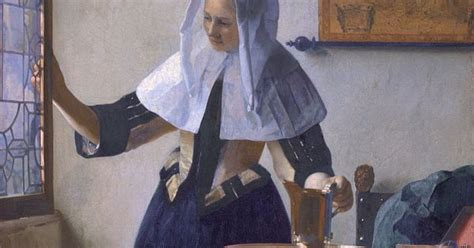 johannes vermeer wikipedia la enciclopedia libre jan vermeer van delft woman with a water jug also known