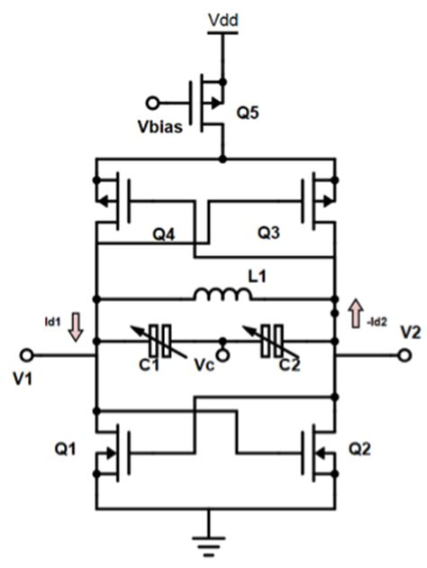 cmos floating active inductor and its applications to bandpass filter and oscillator designs cmos inductor layout 28 images scalable transmission line and inductor models for cmos