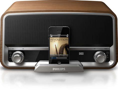 The Radio original radio ord7300 10 philips