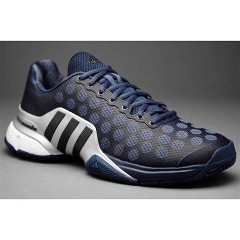 Sepatu Adidas Barricade sepatu tenis adidas barricade 2015 grey silver