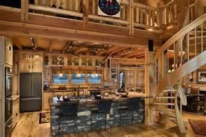 beautiful log cabin interiors www imgkid the image