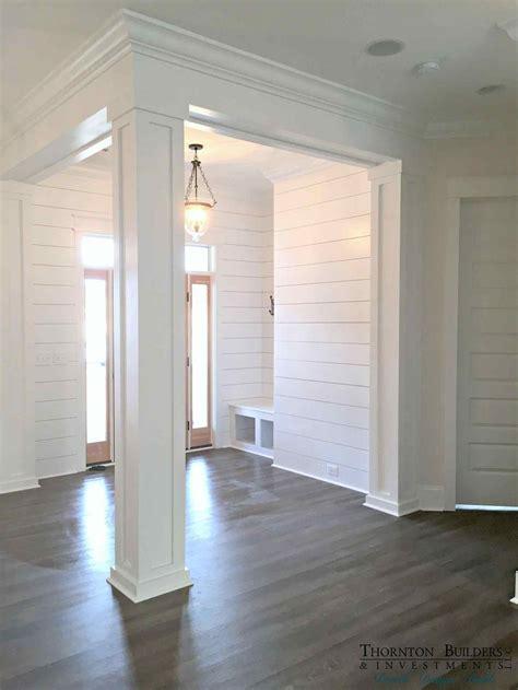 modern farmhouse interior trim arch dsgn