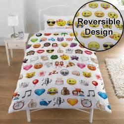 Amazon Twin Comforter Sets Emoji Bettbezug Sets Einzel Amp Doppel Erh 196 Ltlich Lustig