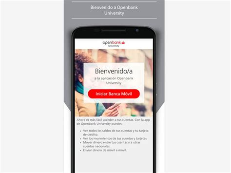 oficinas openbank santander universidades y openbank lanzan la aplicaci 243 n