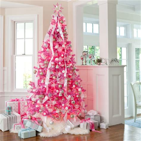 pink and white xmas tree skirt karin lidbeck 8 day countdown a pink black white