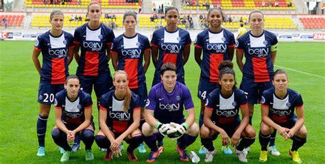 Calendrier Equipe Feminine Psg Barcelone Fem Les Onze De D 233 Part Equipe