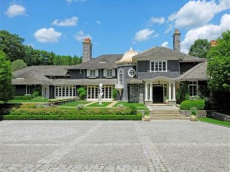 French Country Livingroom former presidential budget director david stockman sells
