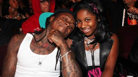 031213 music lil wayne daughter reginae carter prettystatus