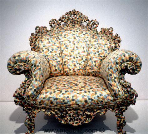 poltrona mendini fauteuil quot poltrona di proust quot s 233 rie redesign fantaisiste