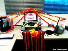 Office Desk Birthday Decoration Ideas Best 25 Office Birthday Decorations Ideas On Cubicle Birthday Decorations Office