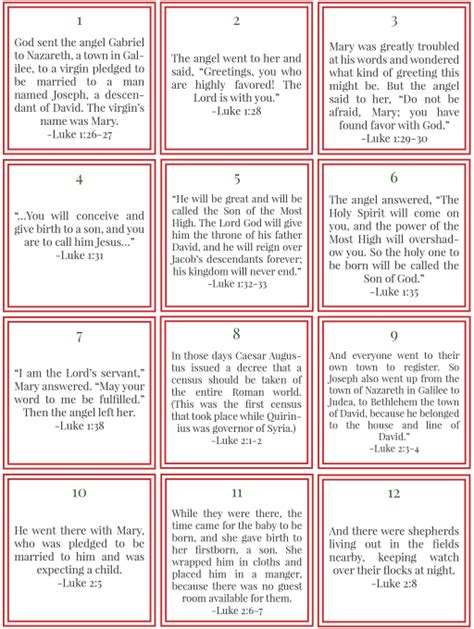 free printable advent calendar bible verses 5 key elements of an awesome diy advent calendar with