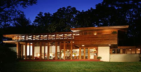modern frank lloyd wright style homes mid century modern design bleck bleck architects