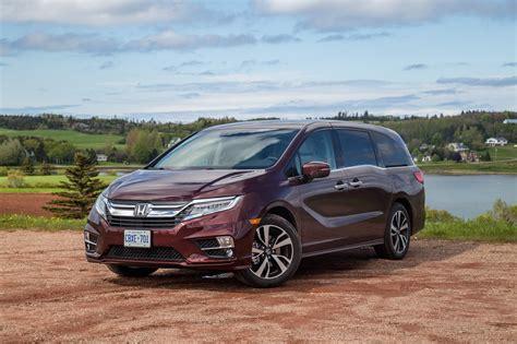 honda odyssey drive 2018 honda odyssey canadian auto review