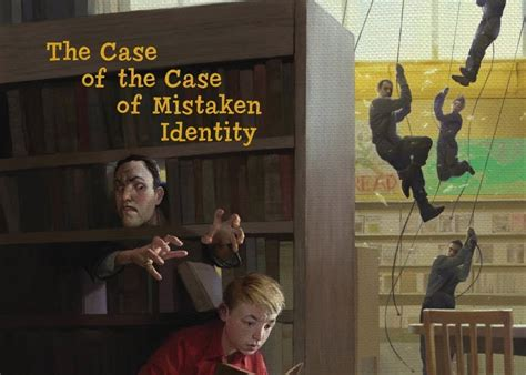 A Of Mistaken Identity by Smithville Elementary Library The Of The Of