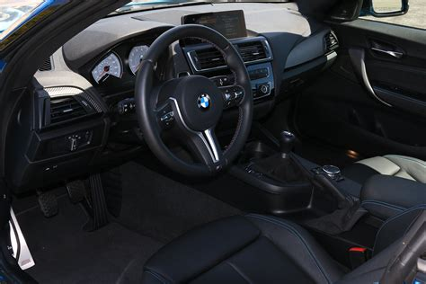 Bmw M2 Interior by 2016 Bmw M2 Review Don T Call It A Comeback The
