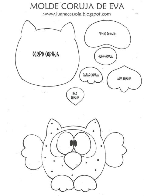 printable owl template for sewing owl templates on pinterest owl patterns owl and owl