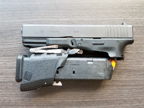 Folding Magpul Glock Fmg Toys Handgun Model sneak peek at prototype m3 folding glock from