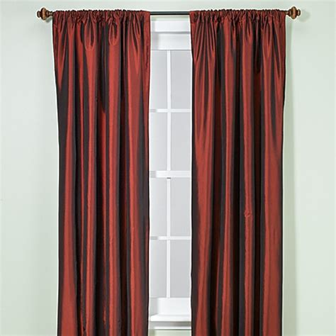 argentina curtains buy argentina 108 inch rod pocket window curtain panel in