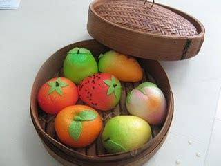 Kantong Bakpao bakpao buah unik galeri kuliner