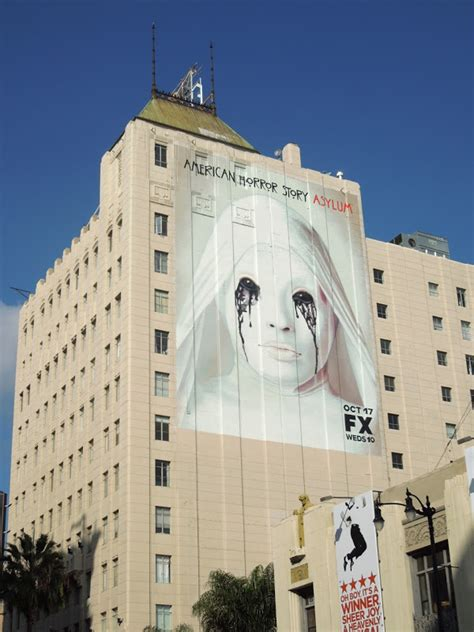 6667 hollywood boulevard outstanding supporting actress daily billboard halloween week american horror story