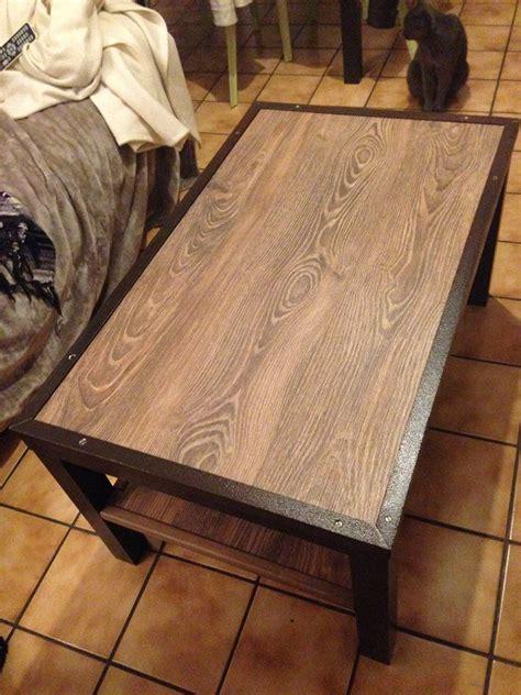 Comment Laquer Une Table by 17 Meilleures Id 233 Es 224 Propos De Ikea Lack Table Sur
