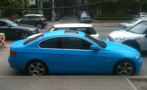 Baby Bmw Car by Does The Bmw 3 Series Coupe Work In Baby Blue Bmw Car