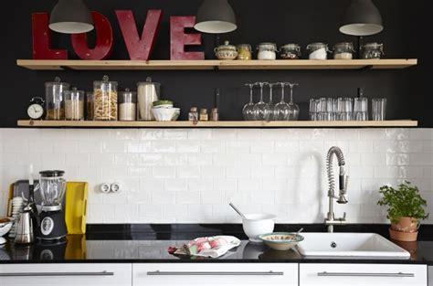 idee etagere cuisine photo cuisine ikea 45 id 233 es de conception inspirantes