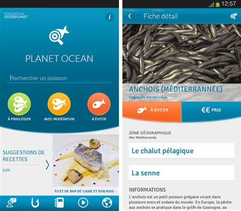 tas planet maroen manger du poisson de fa 231 on 233 coresponsable avec l app