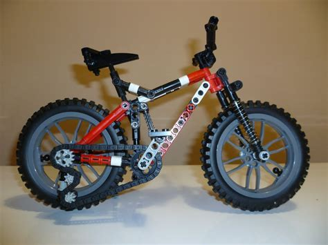 Lego Bike 1 lego technic specialized safire mountain bike model mtb