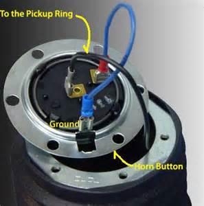 Steering Wheel And Horn Nrg Hub Release Nardi Steering Wheel