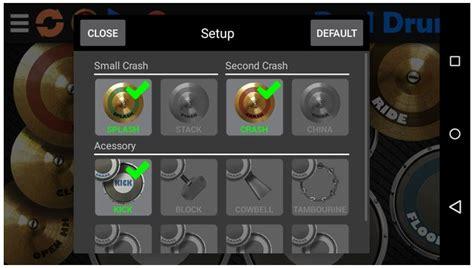 real drum apk tutorial real drum v6 18 mod apk pro no ads gantengapk