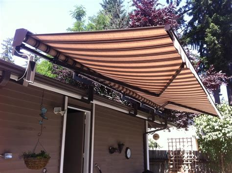 retractable awning design awnings by design patio covers retractable awnings