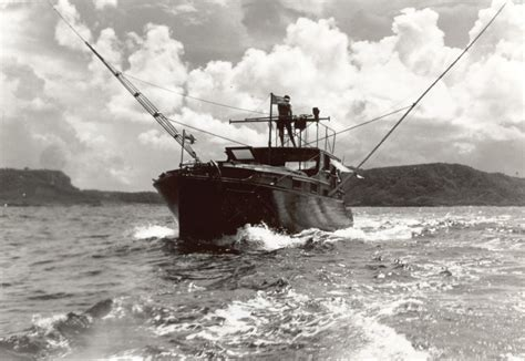 ernest hemingway fishing boat hemingway s boat gives wounded veterans outdoor experience