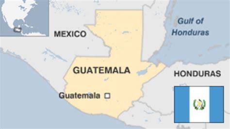 gua de co 8467559934 guatemala country profile bbc news